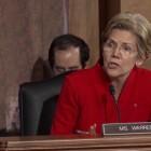 Elizabeth Warren is genuinely offended about Dodd-Frank adjust