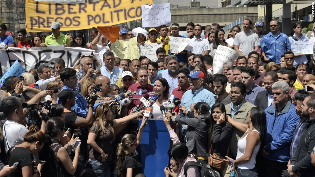 government intervention in venezuelas economy Due to intervention of the government, price controls disenable society to get goods and services it wants most as times mentions, some of the shortages are in industries, like dairy and coffee, where the government has seized private companies and is now running them, saying it is in the national interest.