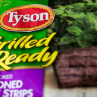 Tyson shuts Iowa beef plant because there is not adequate cattle